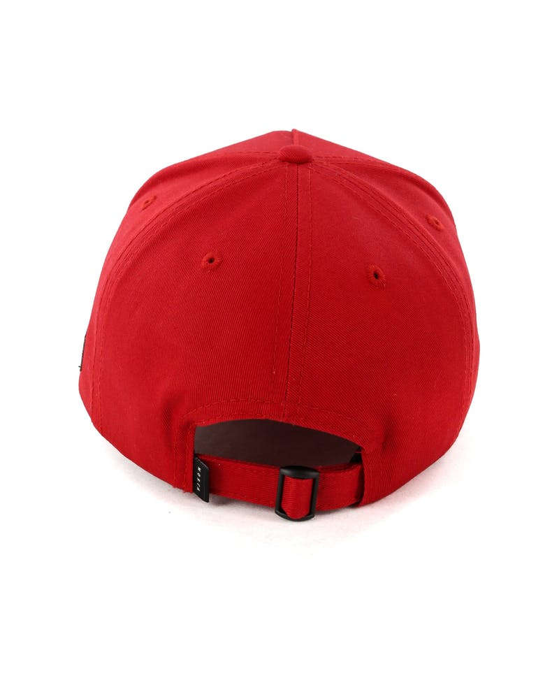 Saint Morta FK YVES Strapback Red/White