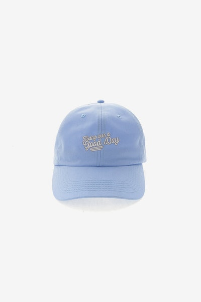 Goat Crew Today Is A Good Day Strapback Light Blue