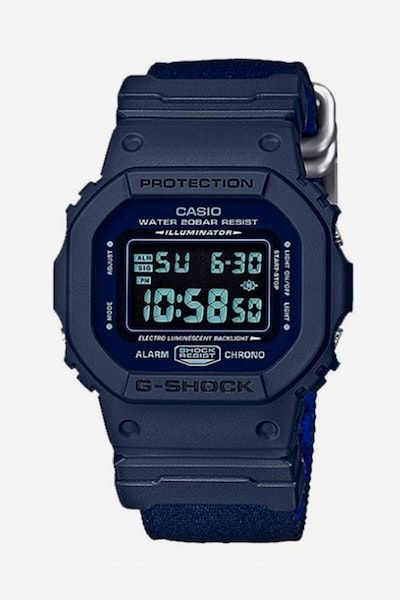 G-Shock DW5600LU-2J Reversible Navy