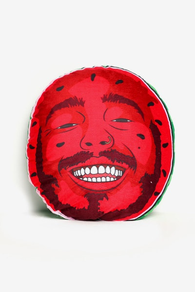 Goat Crew Water-Malone Pillow Red/Green