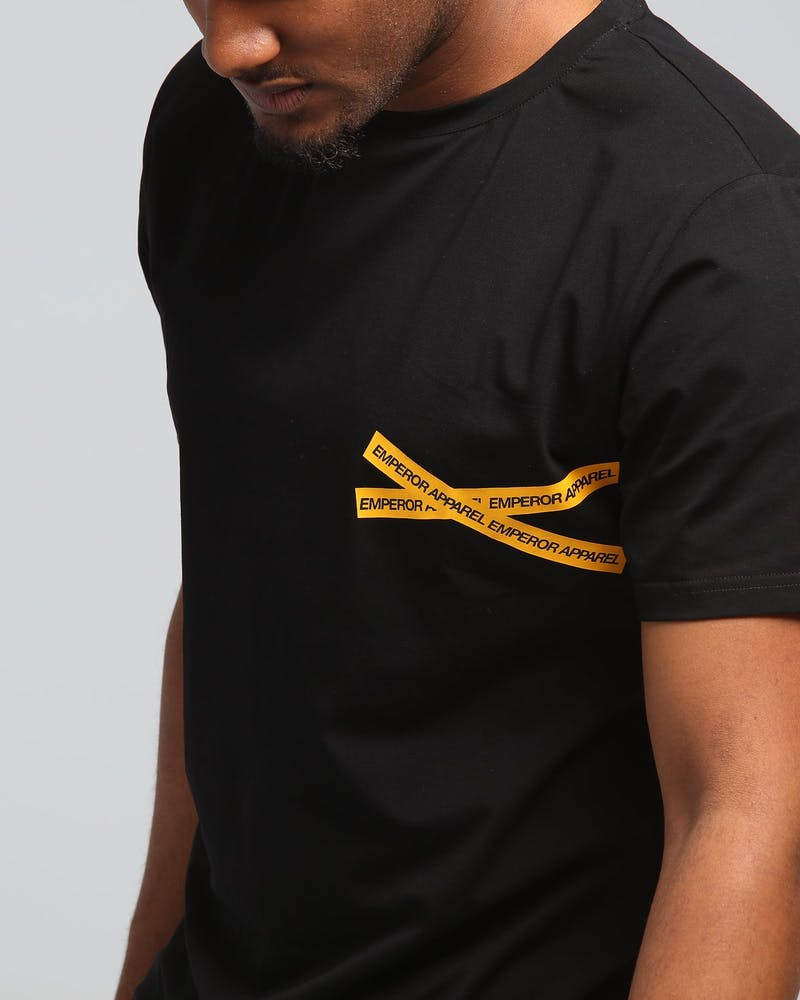 Emperor Apparel Icon T-Shirt Black
