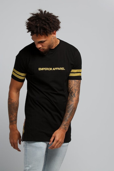 Emperor Apparel Satorial T-Shirt Black