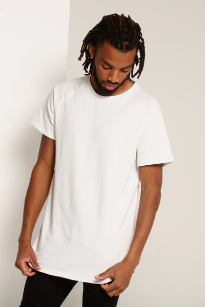 New Slaves Equate Tee White