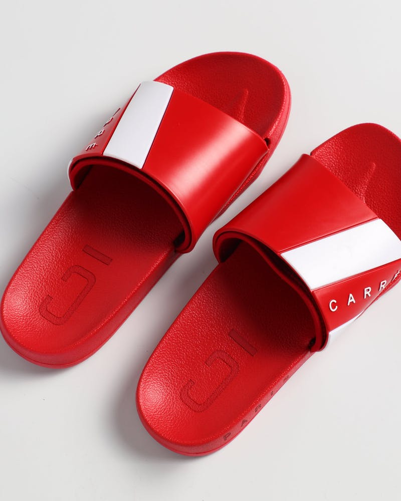 Carré Bannerol Slide Red