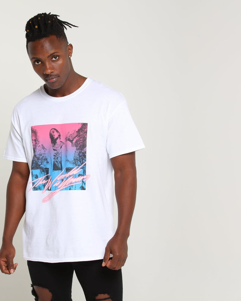 Rich The Kid Album Cover Tee White