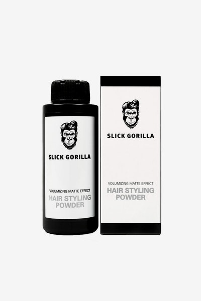 Slick Gorilla Hair Styling Powder White