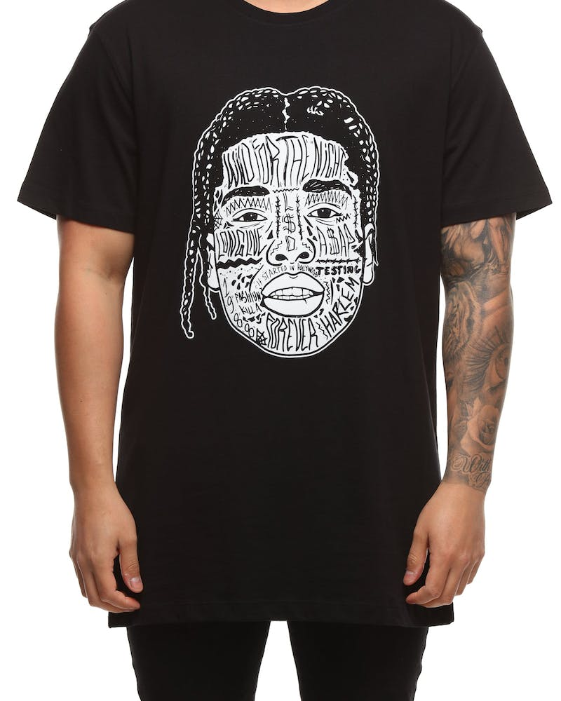 Goat Crew ASAP Xpression Tee Black