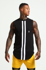 SAINT MORTA ONFIELD MUSCLE BLACK/WHITE