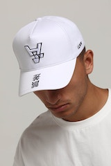 The Anti-Order Elite Guard Strapback White/Black