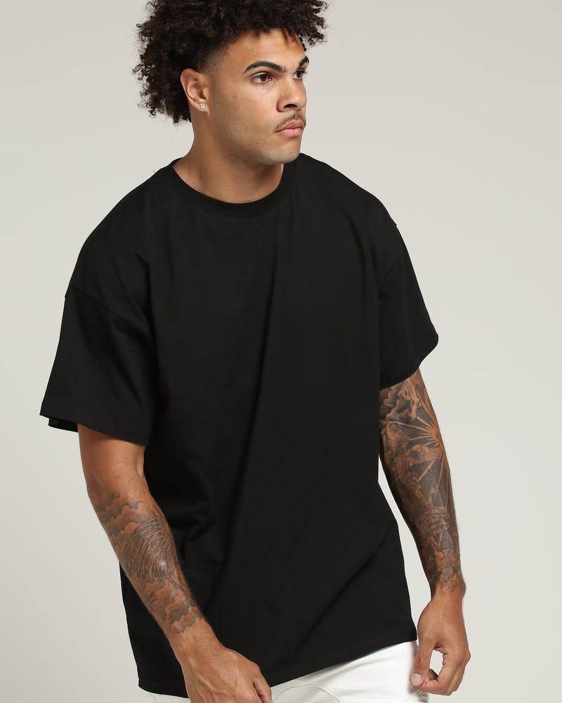 ENES Oversized Tee Black