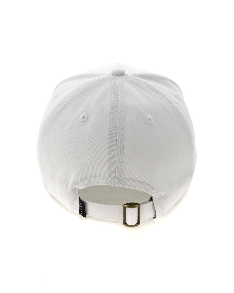 Saint Morta 5 Strapback White