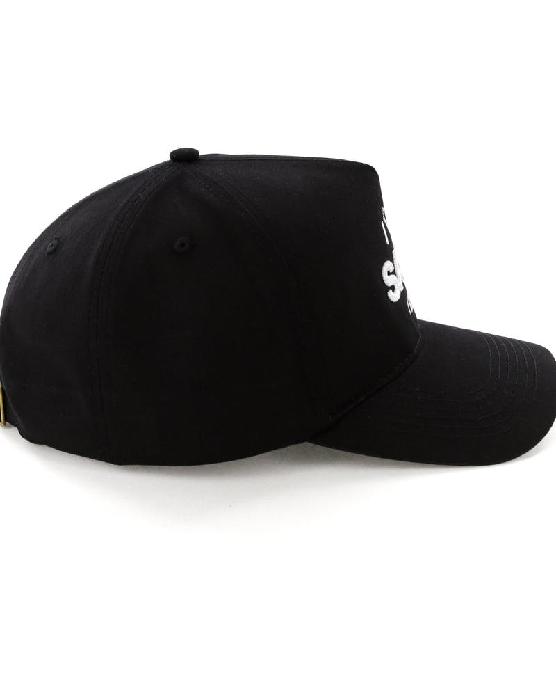 Saint Morta Established Strapback Black