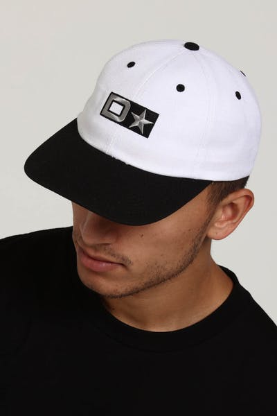 Draft Day Training Day Strapback Black/White