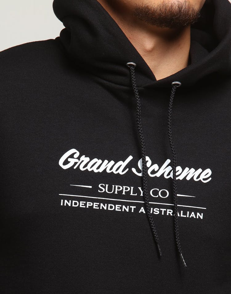Grand Scheme Independent Aus Hood Black