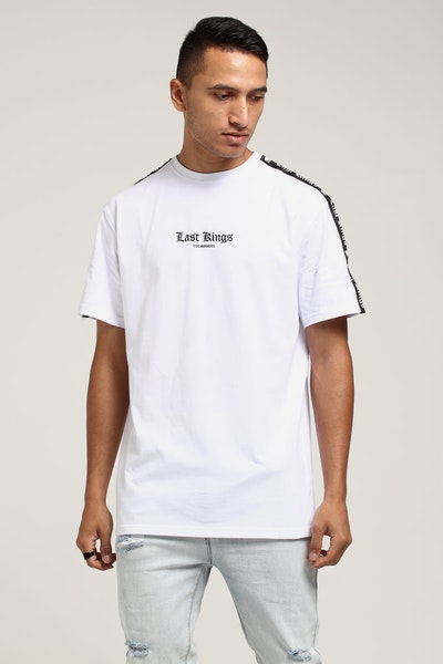Last Kings Making Moves Tee White