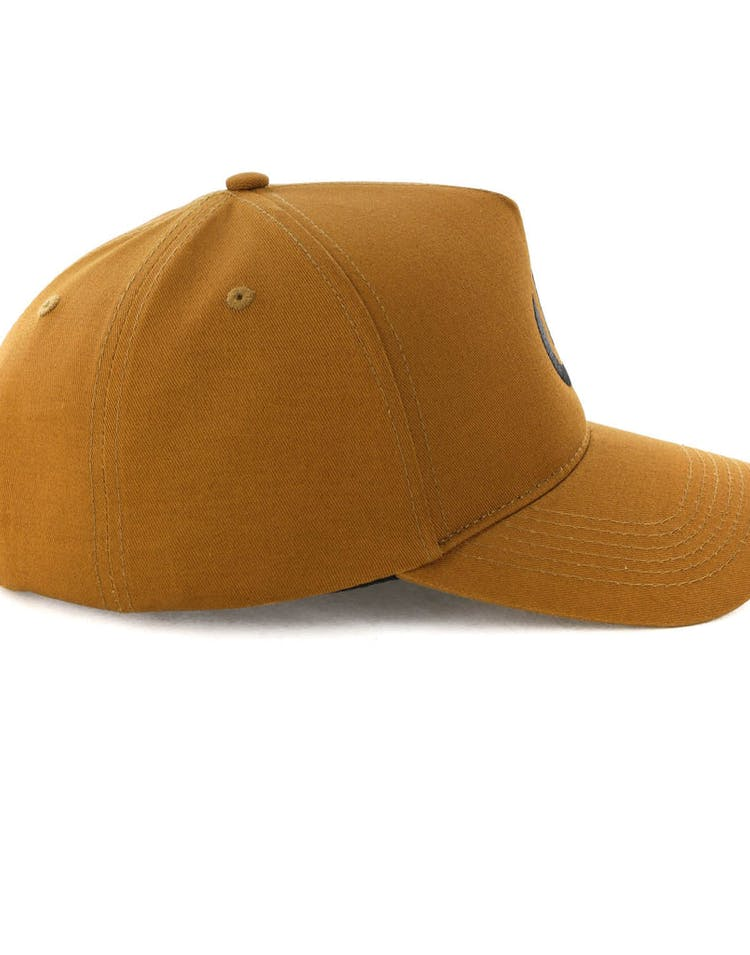 Ultra Music Merch Logo Strapback Toasted Peanut