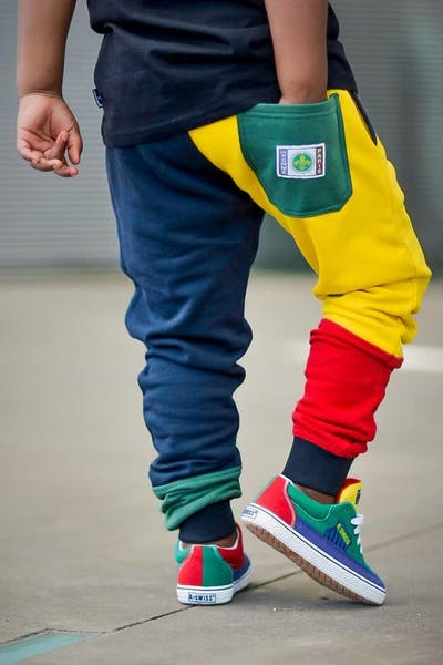 Lil Hommé LH Couleur Sweatpants Multi-Coloured