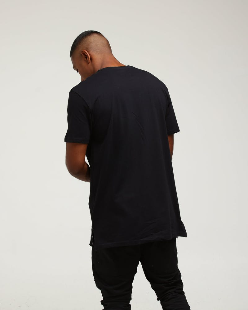Carré Collective Divise SS Tee Black