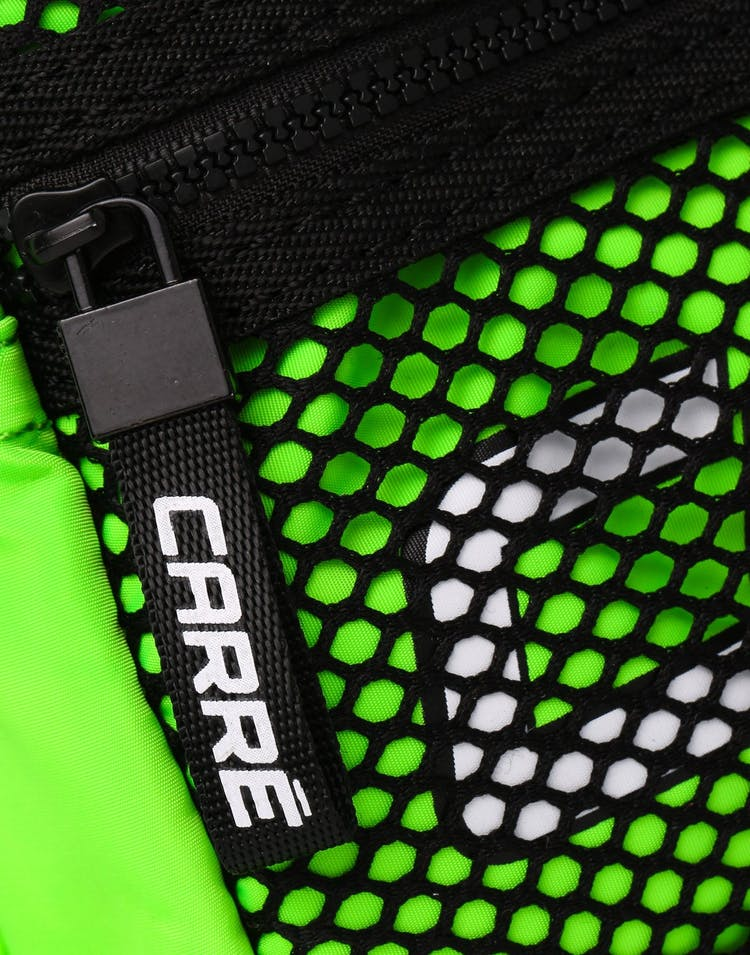 Carré Neon Sport Side Bag Neon Green