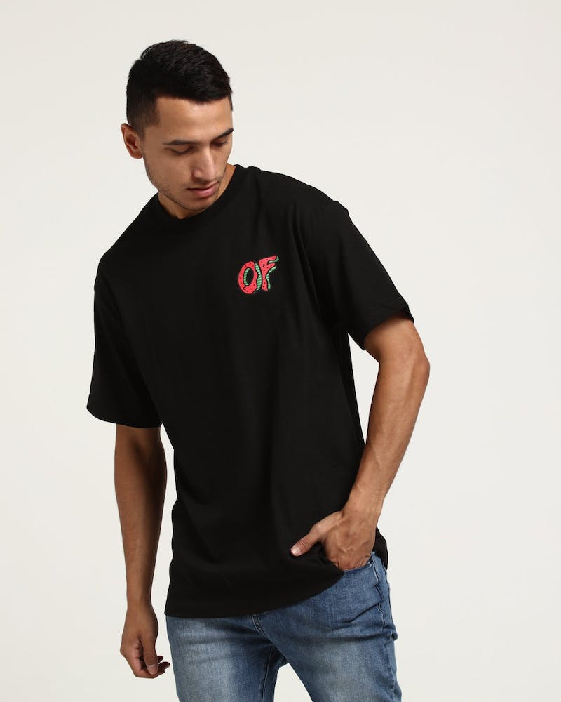 Odd Future X Culture Kings Juicy Tee Black