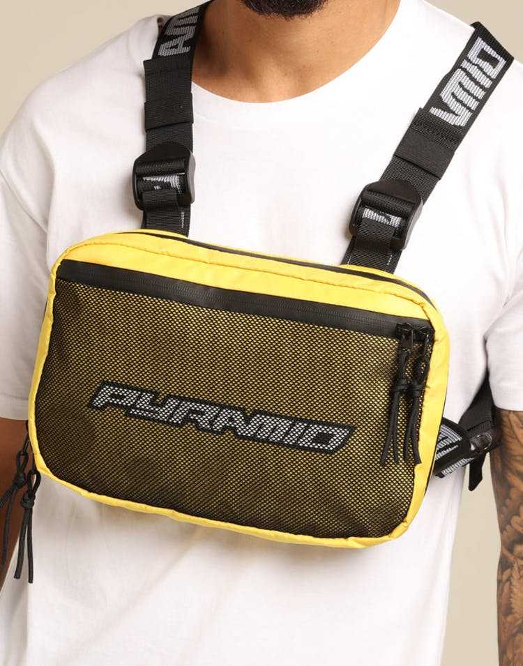 Black Pyramid Chest Rig Yellow