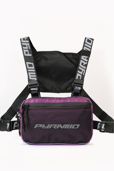 Black Pyramid Chest Rig 2.0 Metallic Purple