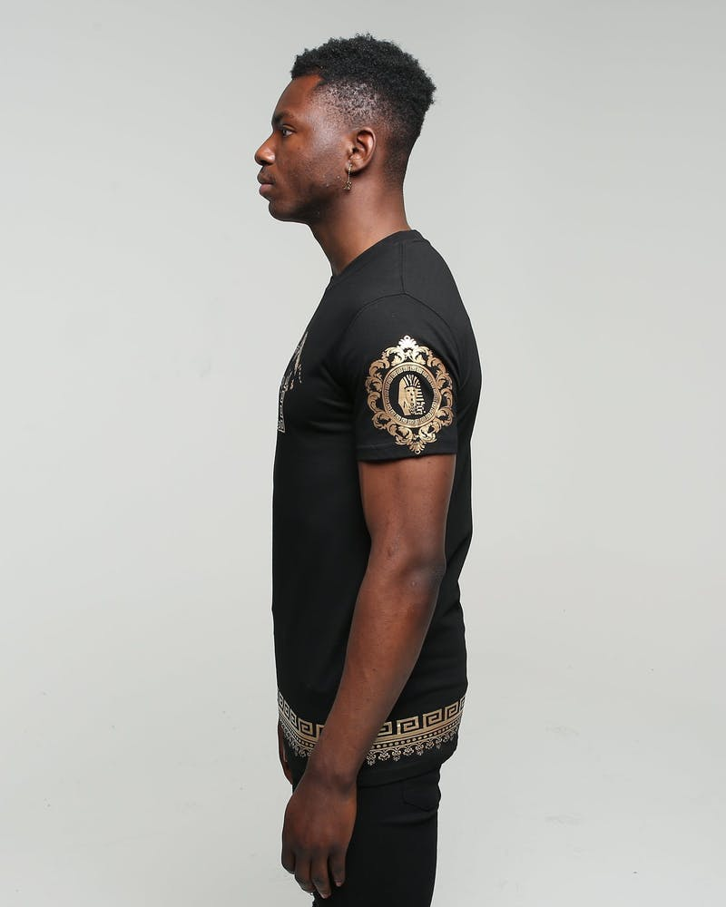 Last Kings Imperial Tee Black