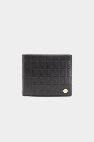 Last Kings Regal Leather Wallet Black