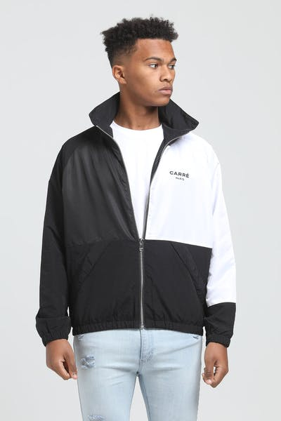 0148970746a Carré Patriot Jacket Black/White