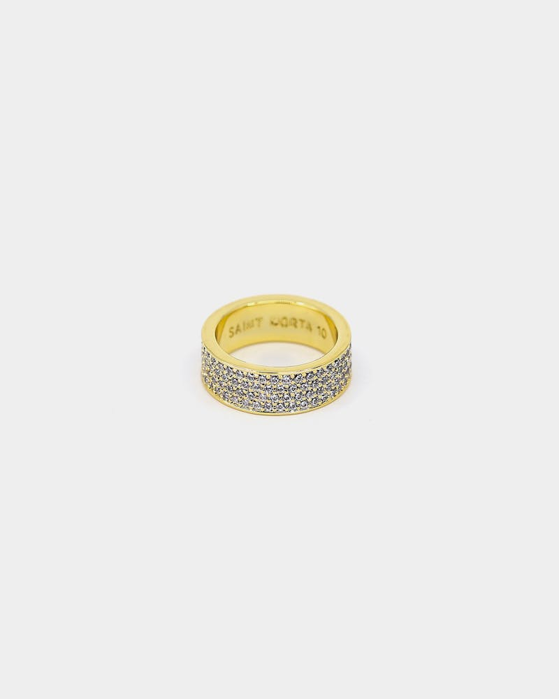 Saint Morta Lost Kings Ring Gold