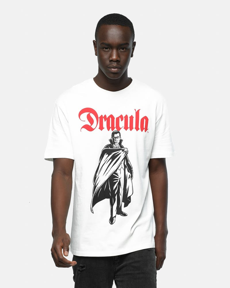 Criminal Damage Dracula T-Shirt Off White