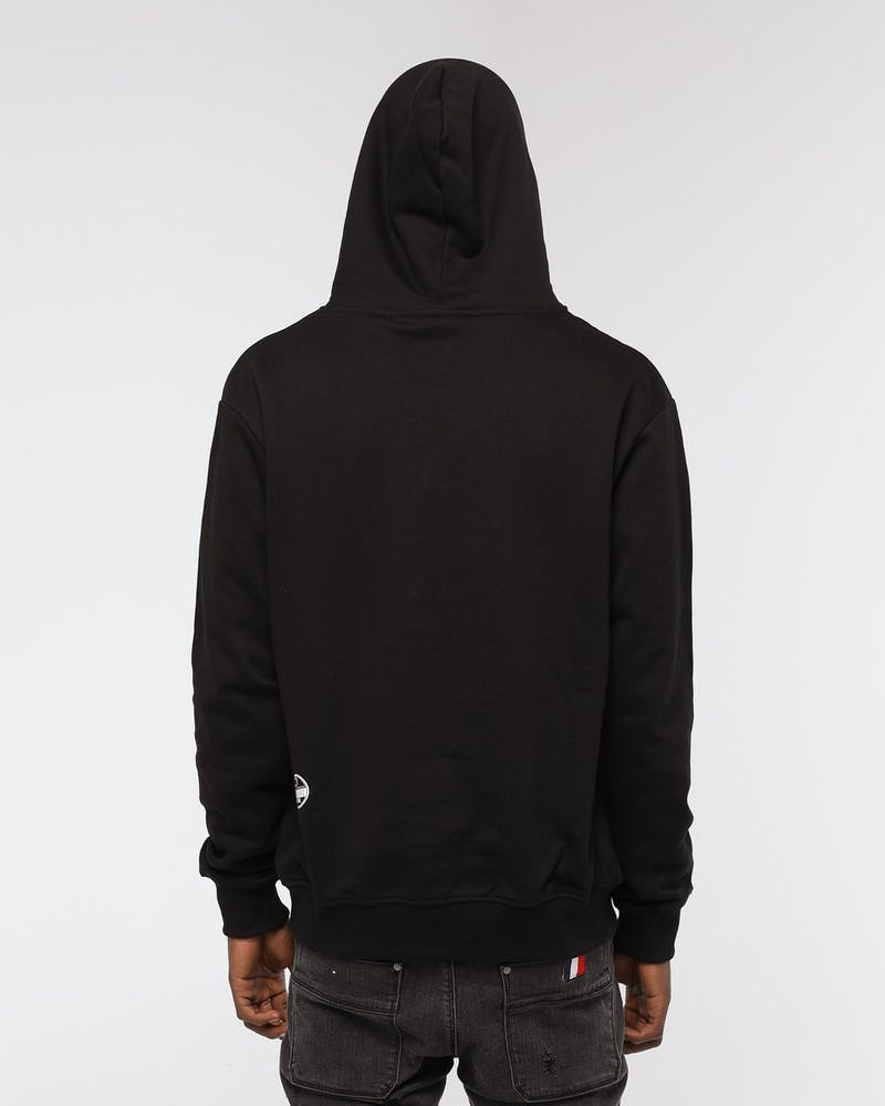 Criminal Damage Creature Hood Black