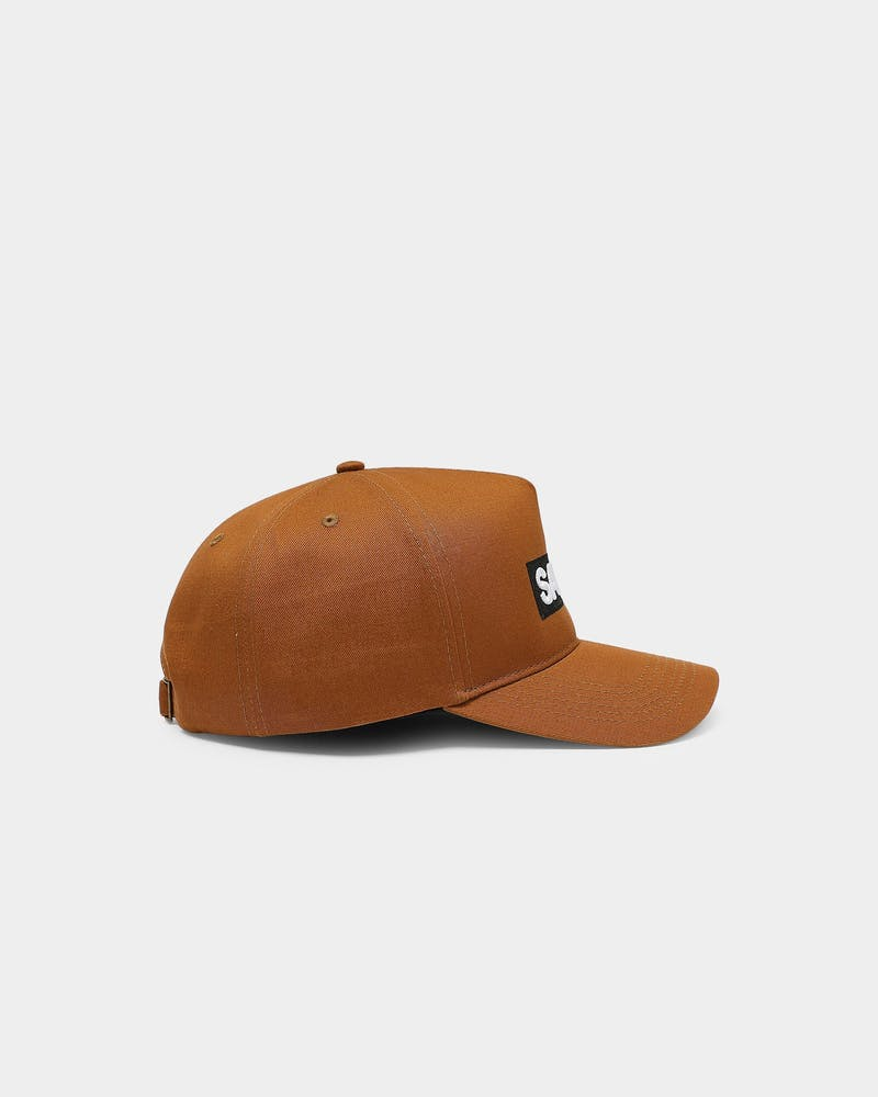Saint Morta Stadium Strapback 	Toasted Peanut