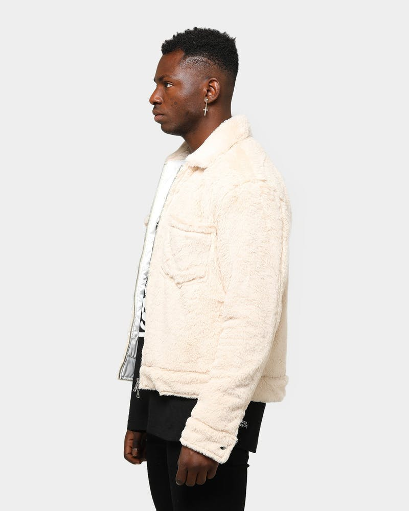 Lifted Anchors Men's Fowe Jacket Tan