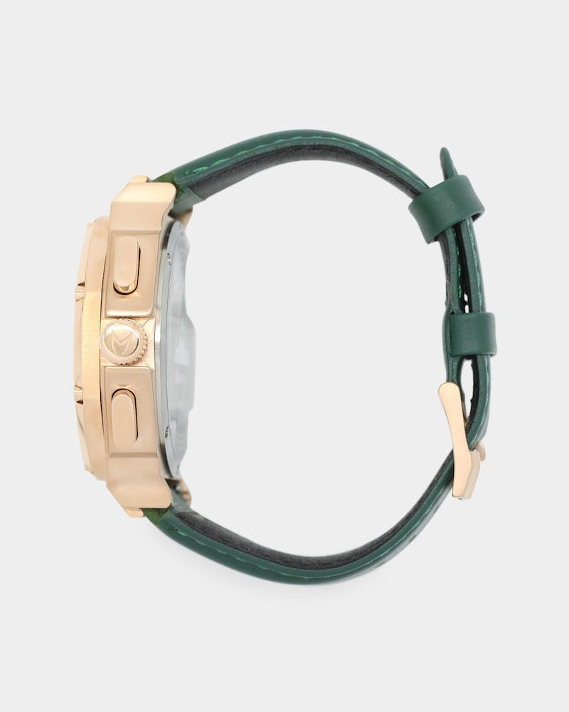 Meister Ambassador Rose Gold/Green