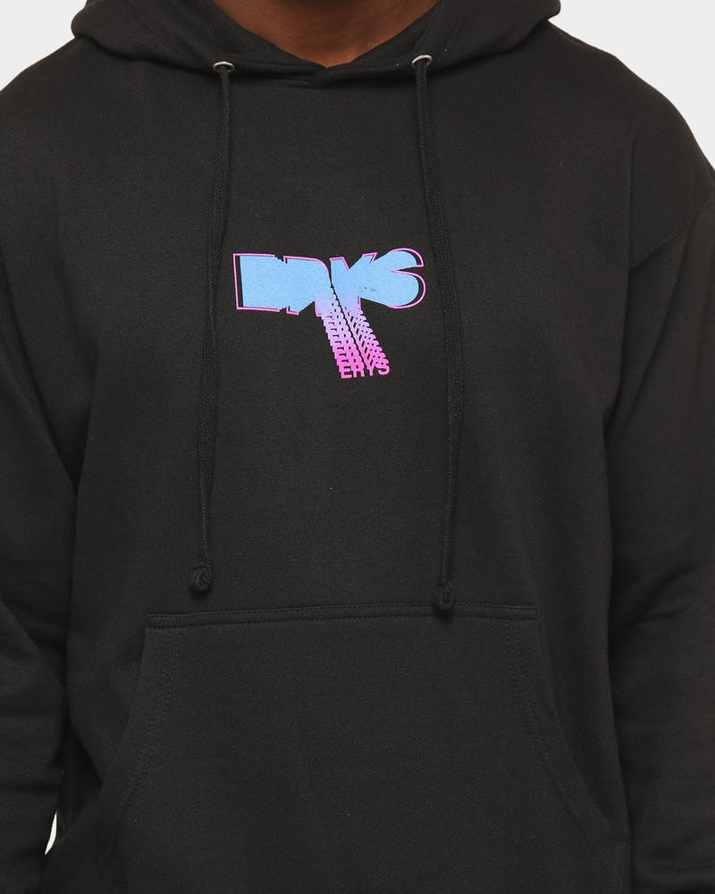 Jaden Smith Big Drip Only Hoodie Black