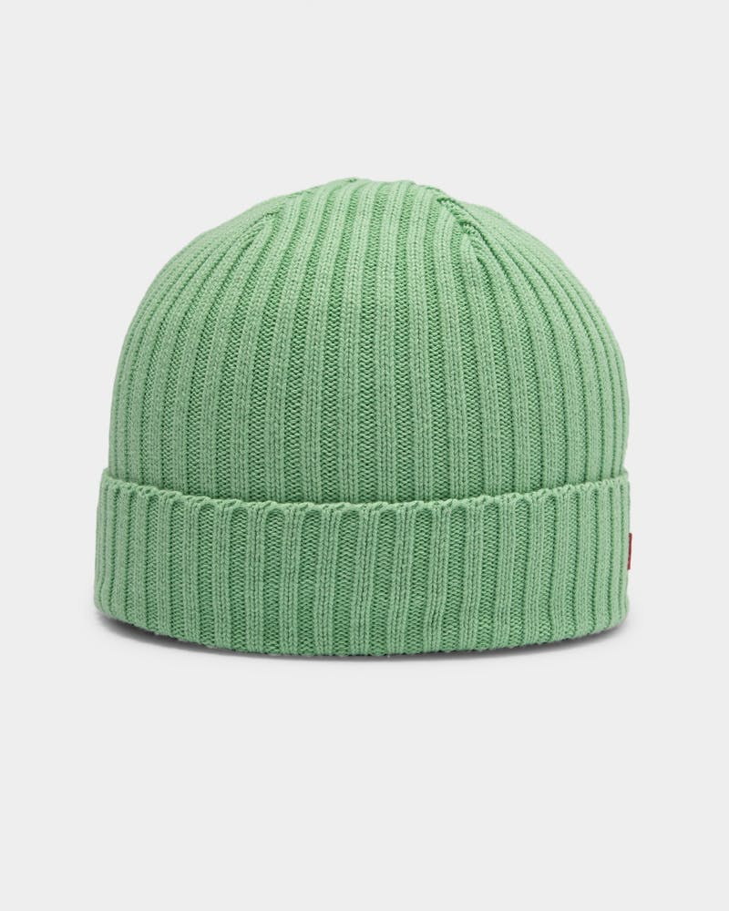 Supreme Men's Overdyed Beanie Mint