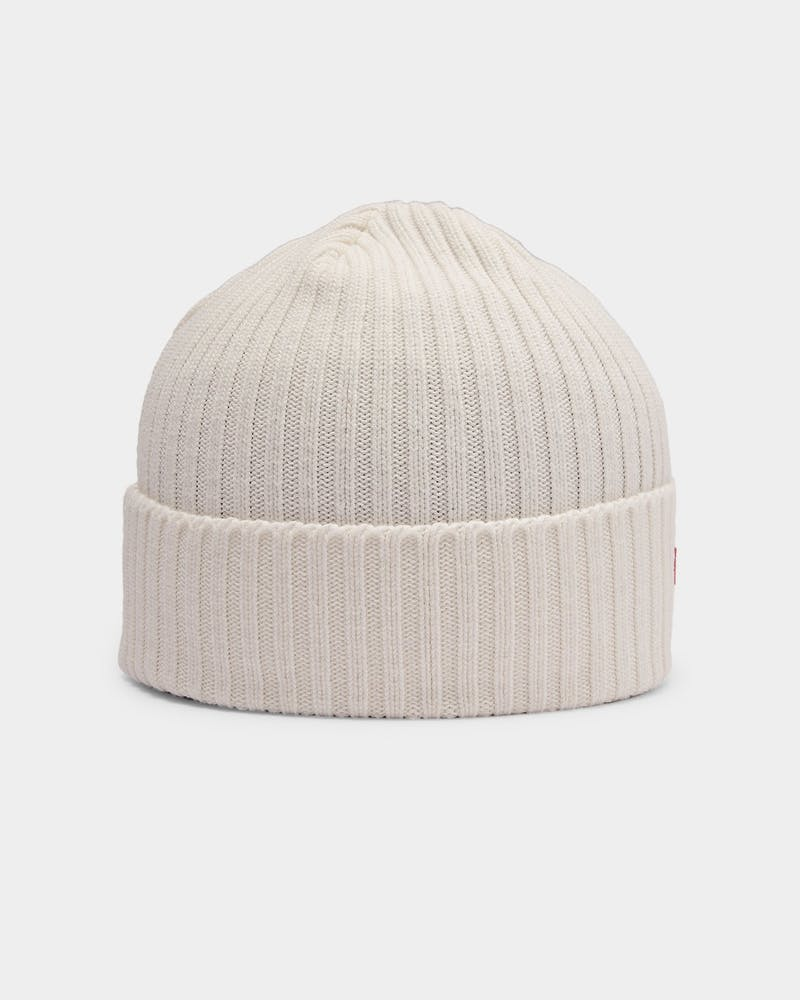 Supreme Men's Overdyed Beanie White