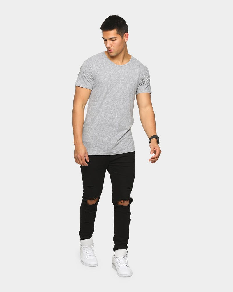 AS Colour Shadow T-Shirt Grey Marle
