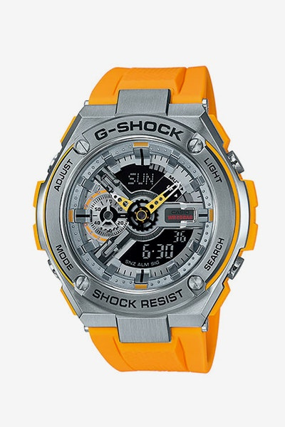 G-Shock GST-410-9A G-STEEL Yellow/Steel