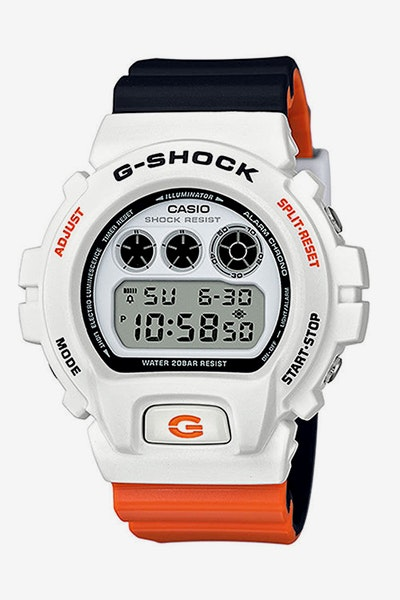 G-Shock x Marok 'No Comply' DW6900NC-7D White/Black/Orange