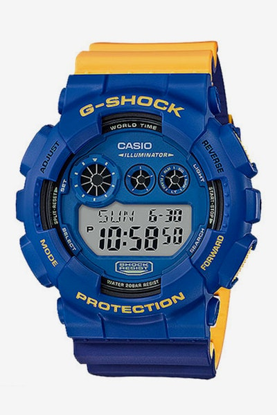 G-Shock x Marok 'No Comply' GD120NC-2D Blue/Yellow