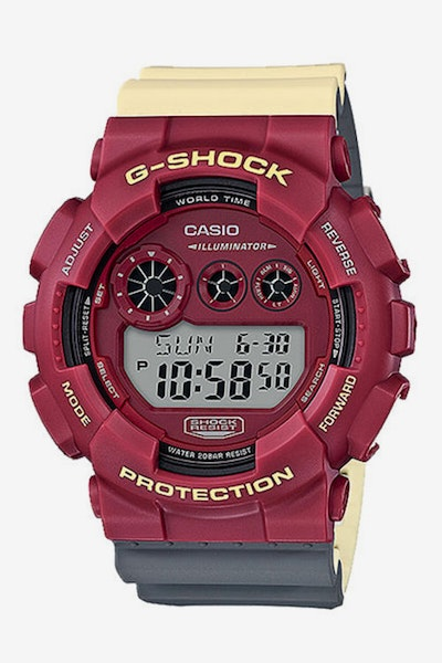 G-Shock x Marok 'No Comply' GD120NC-4D Red/Off White/Grey