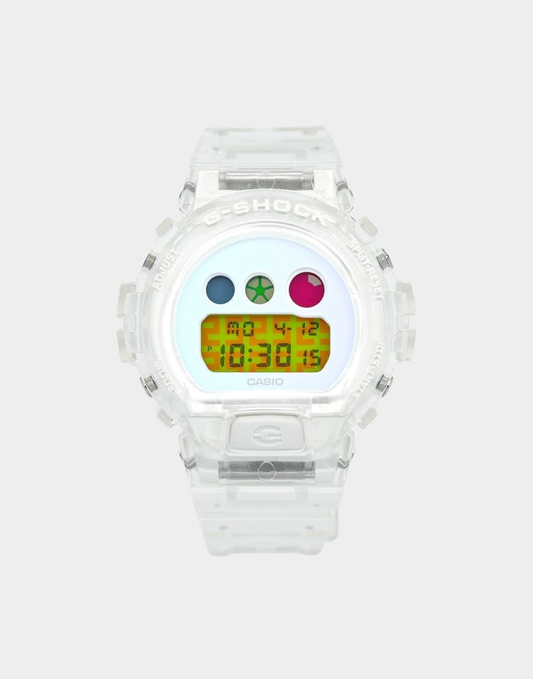G Shock DW-6900 25th Anniversary Special White