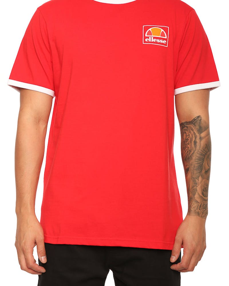 Ellesse Montefello Tee Red