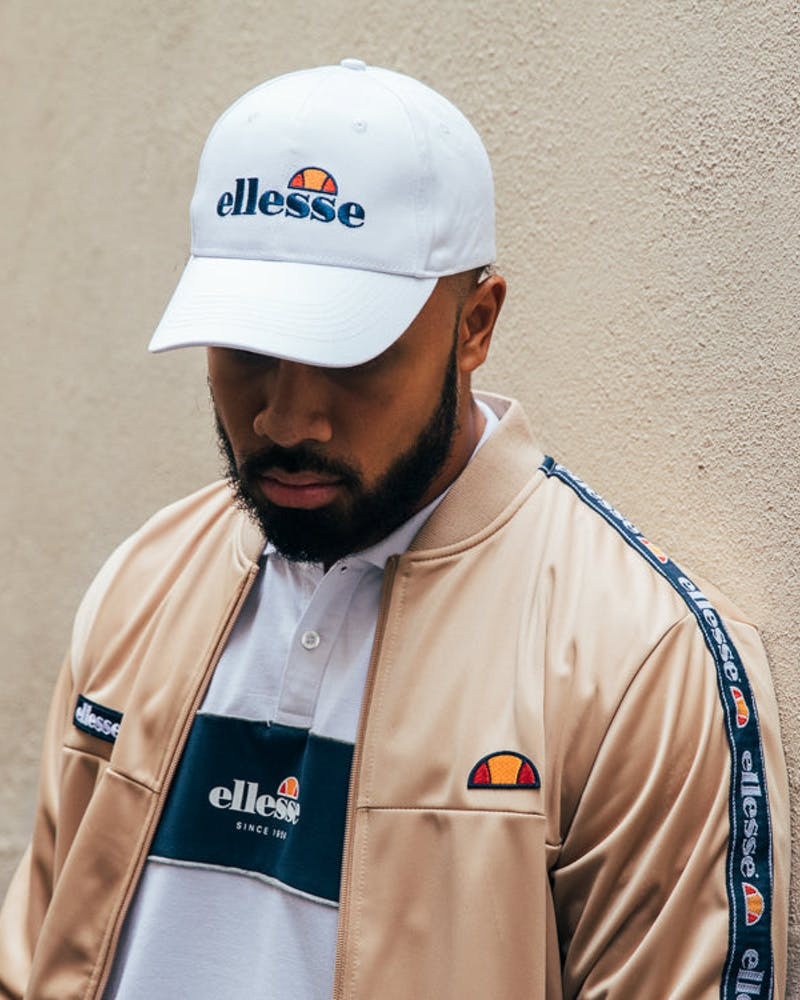 Ellesse Squad Track Top Tan