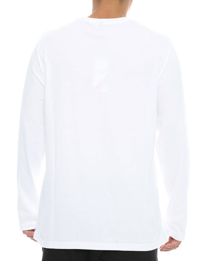 Ellesse Grazie Long Sleeve Tee White