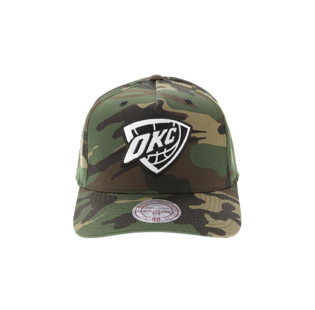 best sneakers 4ec3e 2aa9c ... denmark mitchell ness oklahoma city thunder pinch 110 snapback camo  086cd ef808 netherlands oklahoma city thunder adidas nba bucket hat ...