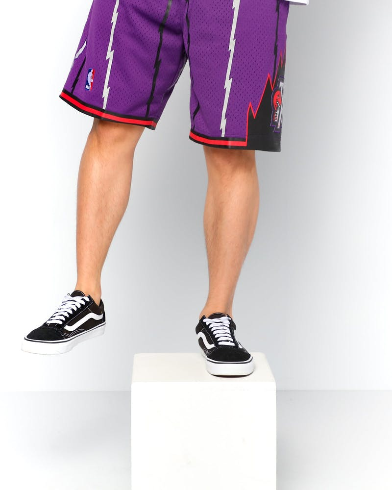 Mitchell & Ness Toronto Raptors 98/99 Swingman Shorts Purple
