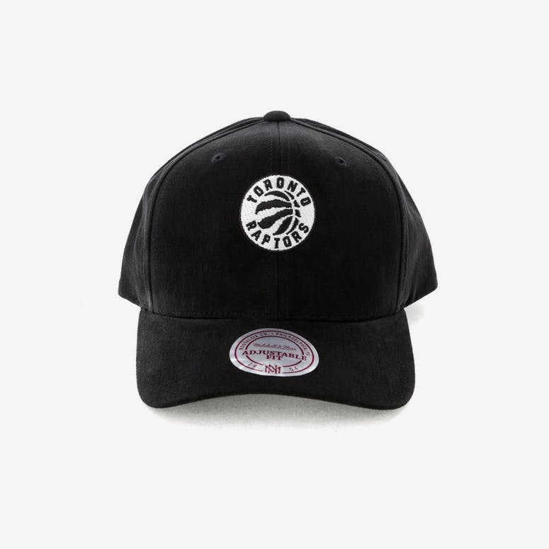 adf8d2e0972 Mitchell   Ness Toronto Raptors 88 Haze Snapback Black – Culture ...